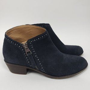 Lucky Brand Benna Suede Leather Ankle Bootie 6